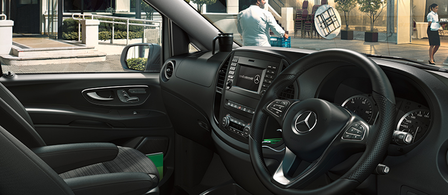 New Mercedes Benz Vito 111 Lwb Flexible Lease From Weflex