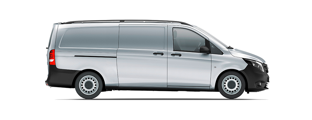 new mercedes benz vito 111 extra lwb flexible lease from. Black Bedroom Furniture Sets. Home Design Ideas